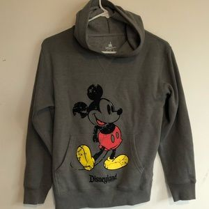 Mickey Mouse Hoodie NWOT
